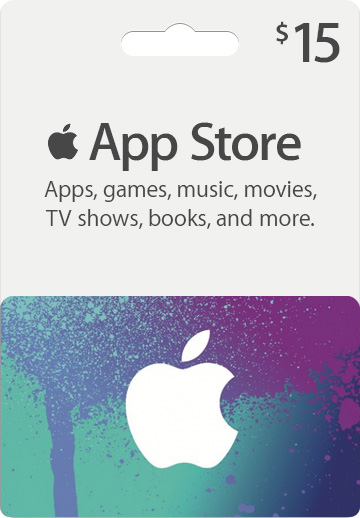 ITune Play Gift Card 15 usd